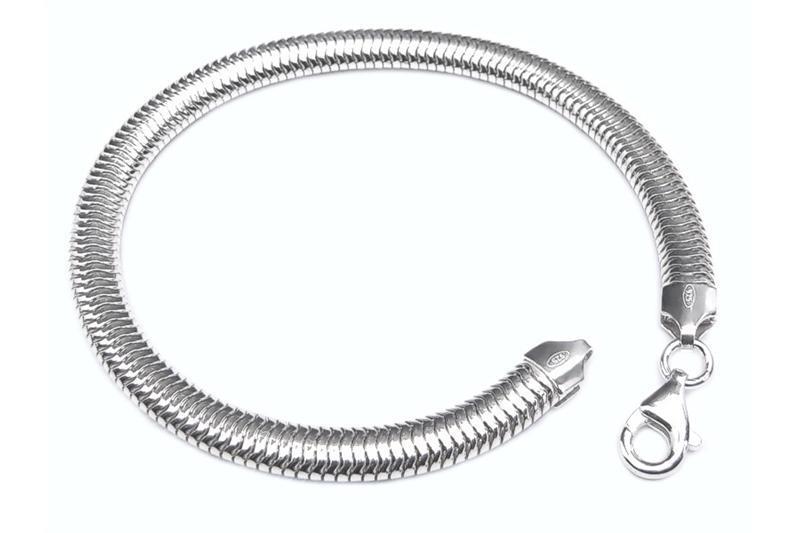 Schlangenkette  Hochwertige Schlangenketten und Armbänder direkt im Silberketten-Store