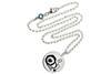 Kinder Kette ChainMAGPIE mit Sternzeichen Löwe J - 925 Silber 925 Silber