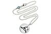Kinder Kette ChainMAGPIE mit Sternzeichen Skorpion J - 925 Silber 925 Silber