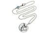 Kinder Kette ChainMAGPIE mit Sternzeichen Steinbock J - 925 Silber 925 Silber