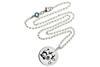 Kinder Kette ChainMAGPIE mit Sternzeichen Stier J - 925 Silber 925 Silber