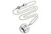 Kinder Kette ChainMAGPIE mit Sternzeichen Wassermann J - 925 Silber 925 Silber