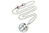 Kinder Kette ChainMAGPIE mit Sternzeichen Zwilling MJM - 925 Silber 925 Silber