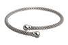 Fashion Line Armreif Flexy - Breite 4,5mm - 925 Silber - dehnbar