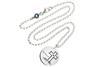 Kinder Kette mit Gravuranhänger Taufe ChainMAGPIE - 925 Silber ChainMAGPIE  925 Silber