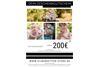 Gutschein 200 EUR Kids