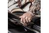 Königskette Armband, flach 14mm - 925 Silber