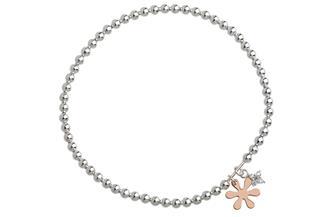 Elastic Elements Armband Glamour - 925 Silber