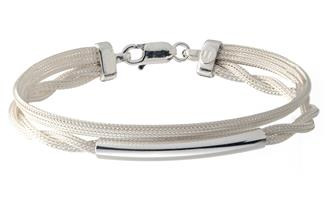Fashion Armband - 925 Silber SIL189