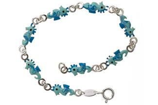 Kinder-Armband Seepferd