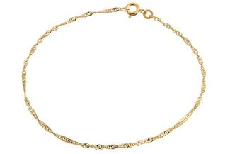 Singapurkette Armband 1,8mm - 333 Gold