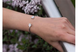 Armreif - 925 Silber Mod. 8057054