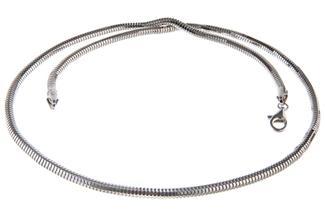 Schlangenkette, achtkant 4mm