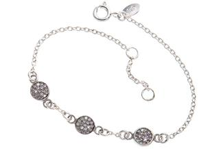 Fashion Line Armband Secret 1 - 925 Silber