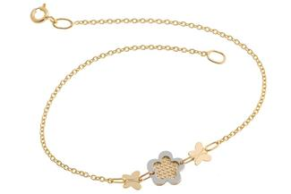Fashion Line Armband 3726 - 375 Gold