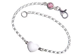 Kinder Armband Daisy ChainMAGPIE- 925 Silber