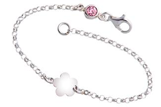 Kinder Armband Lilly ChainMAGPIE- 925 Silber