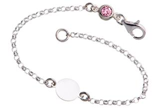 Kinder Armband Molly ChainMAGPIE- 925 Silber