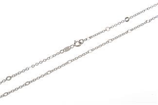Erbskette 2mm geschliffen - 925 Silber