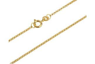 Erbskette 1,5mm - 333 Gold