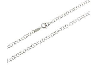 Erbskette 3,5mm - 925 Silber