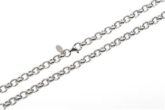Erbskette 5,5mm - 925 Silber