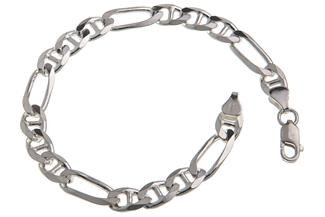 Figaruccikette Armband 7,5mm
