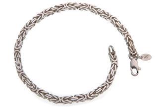 Königskette Armband 3,5mm