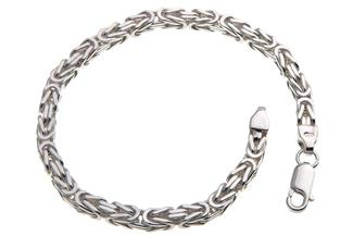 Königskette Armband 4,5mm