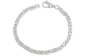 Königskette Armband 5mm