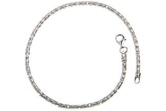 Königskette Armband, rund 2,3mm