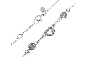 Fashion Line Kette Amore 1 - 925 Silber