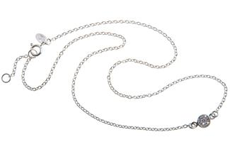 Fashion Line Kette Secret - 925 Silber
