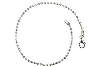 Kugelkette Armband 2mm - 925 Silber