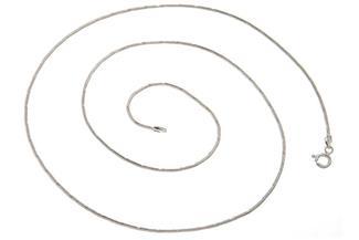 Schlangenkette, geprägt 1,4mm