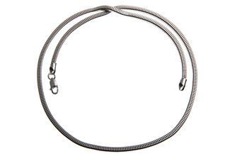 Schlangenkette, vierkant 3mm