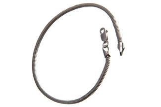 Schlangenkette Armband, vierkant 2,4mm