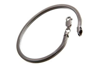 Schlangenkette Armband, vierkant 3,5mm