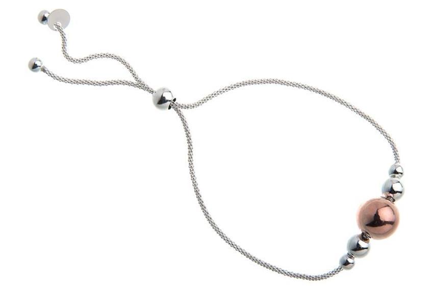 Fashion Line Armband - echt 925 Silber Mod. 0940BR5508