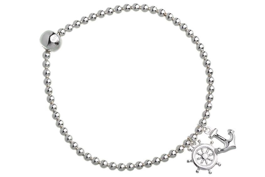 Elastic Elements Armband Ahoi - 925 Silber