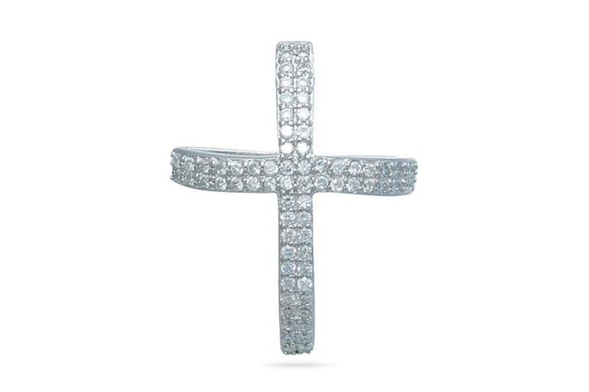 Anhänger Kreuz - 925 Silber 58P2530