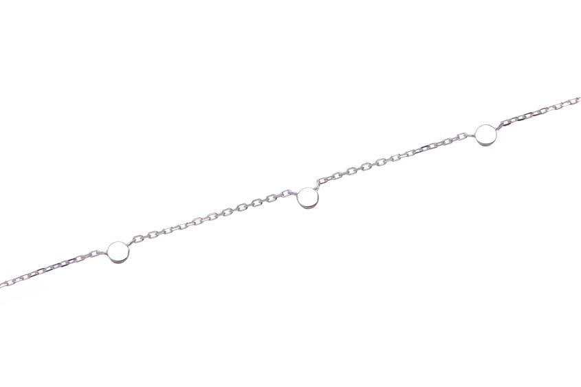 Fashion Line Kette  M17270 - 925 Silber Länge: 42cm