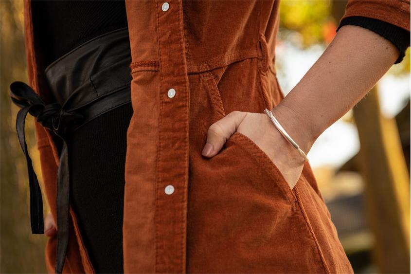 Fashion Armband - 925 Silber SIL187