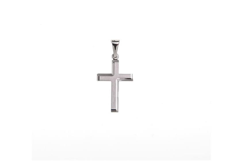 Anhänger Kreuz - 925 Silber 20109