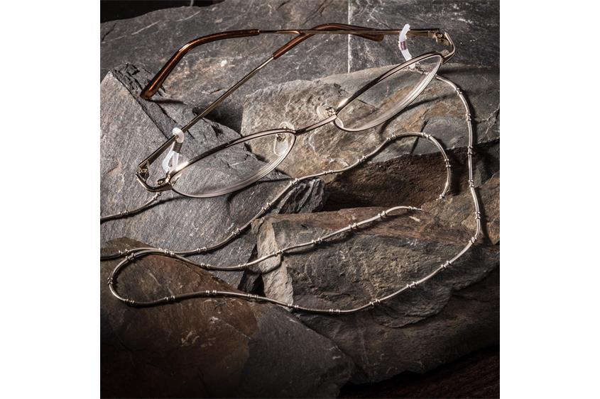 Brillenkette No. 1 - 925 Silber