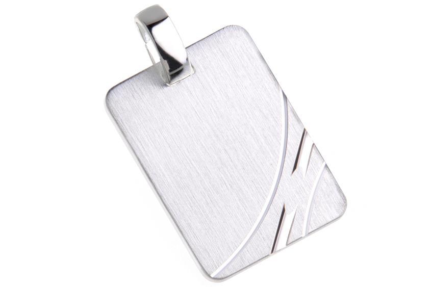 Gravuranhänger - 925 Silber Mod. 55.98114Ka
