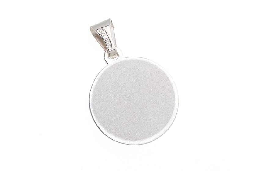 Gravuranhänger Füße - 925 Silber