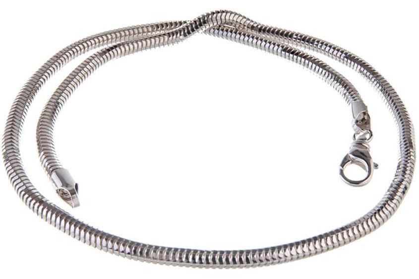 Schlangenkette, achtkant 5mm