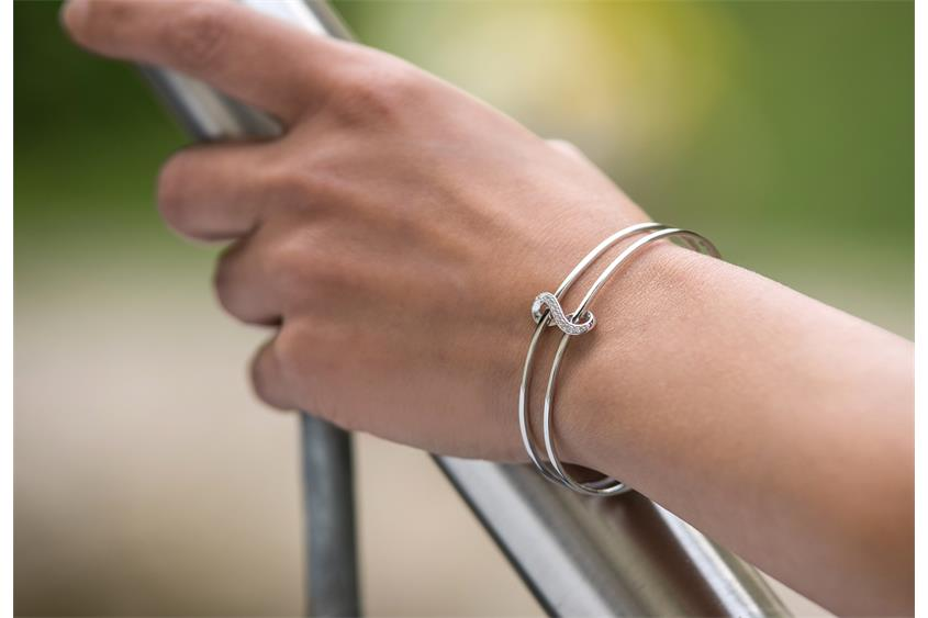 Armreif - 925 Silber Mod. 9600170