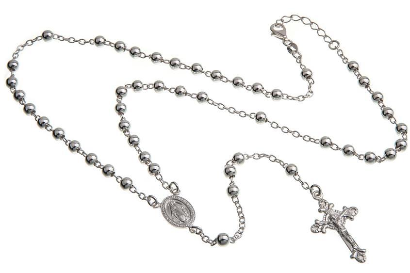 Rosenkranz Alejandro - 925 Silber